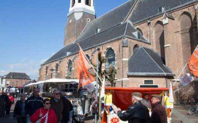Rommelmarkt van Stichting COEN